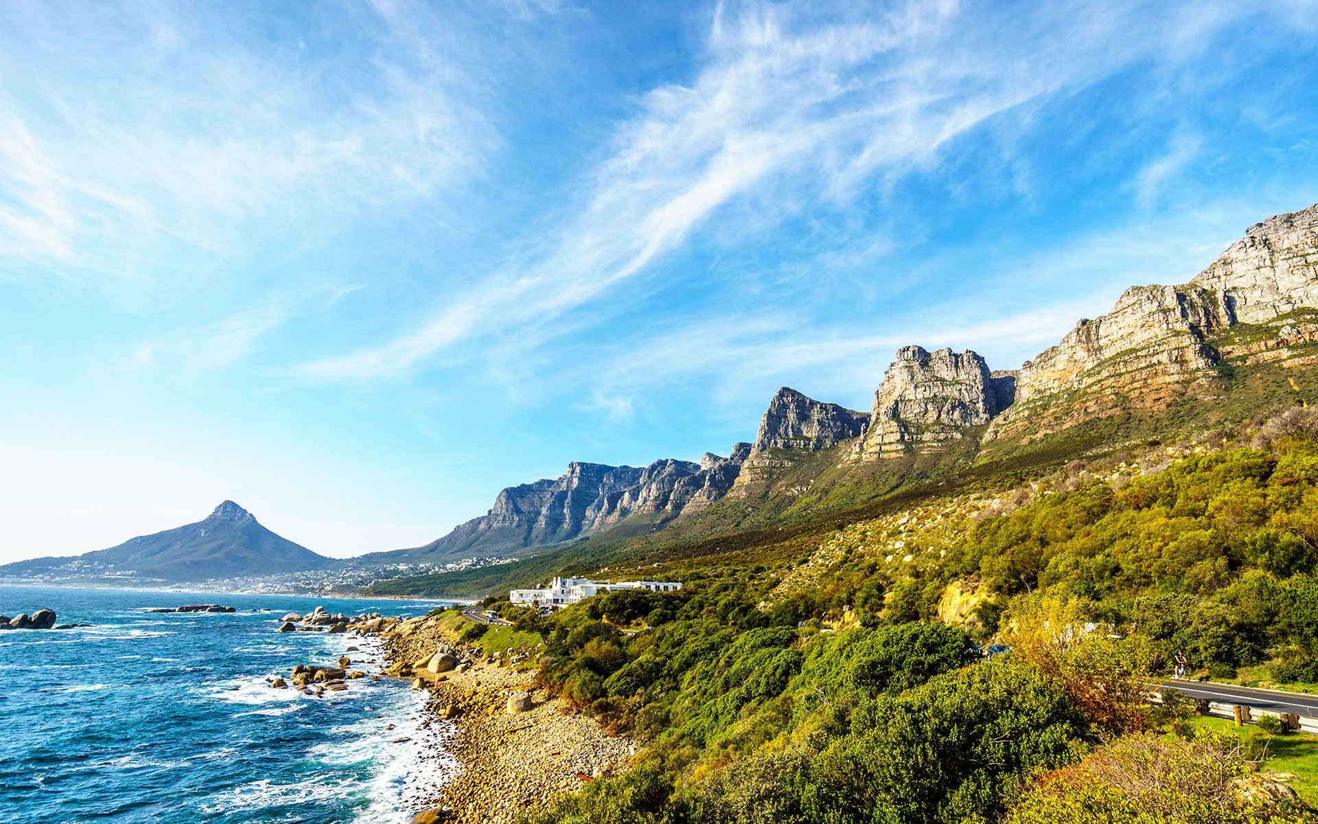 Savanna Safaris Cape Town Coastline